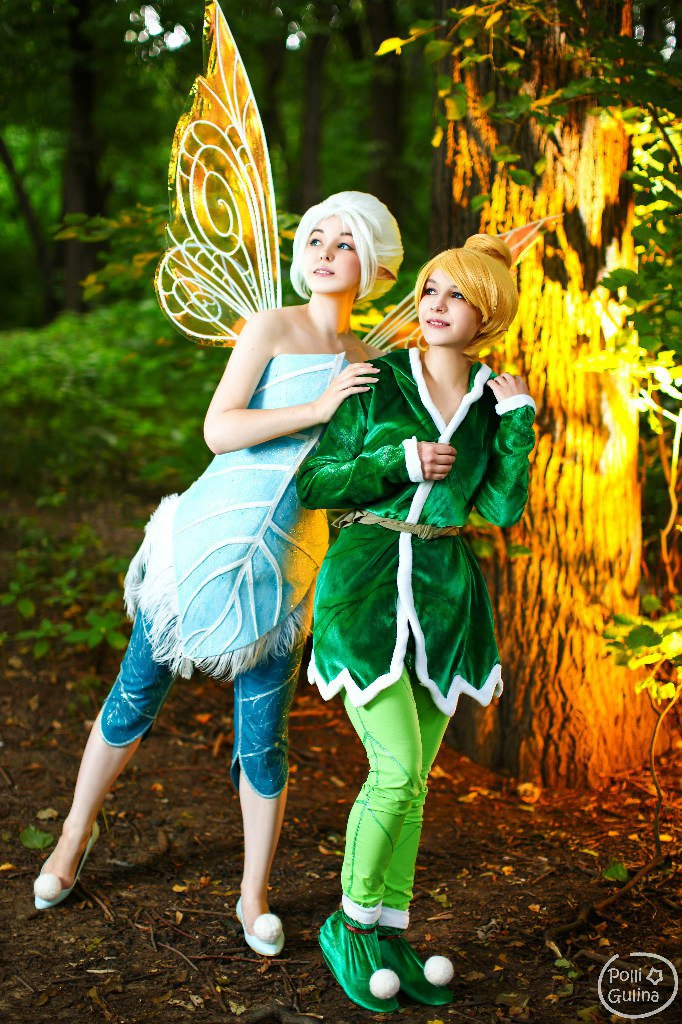 Secret of the Wings - Tinkerbell and Periwinkle by ...