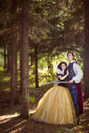 Snow White and Prince Disney Fairytale