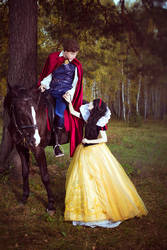 Snow White and Prince Disney