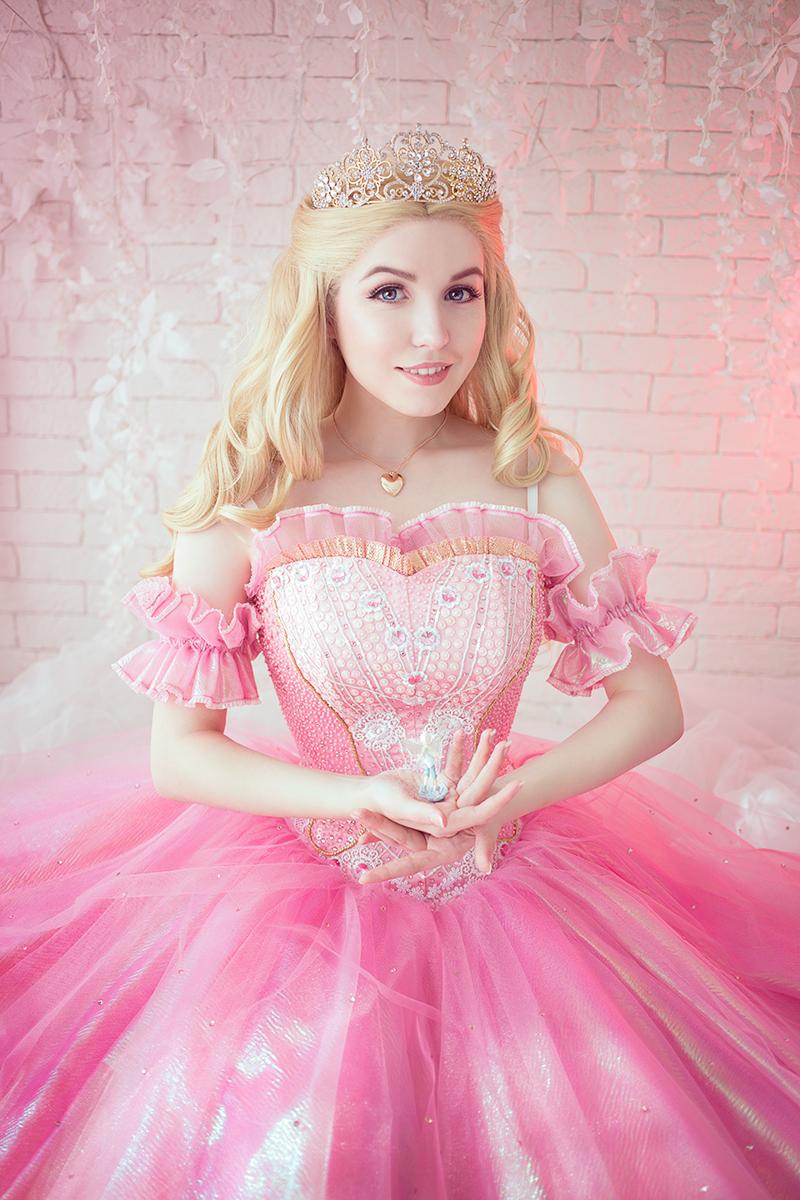 cosplay barbie