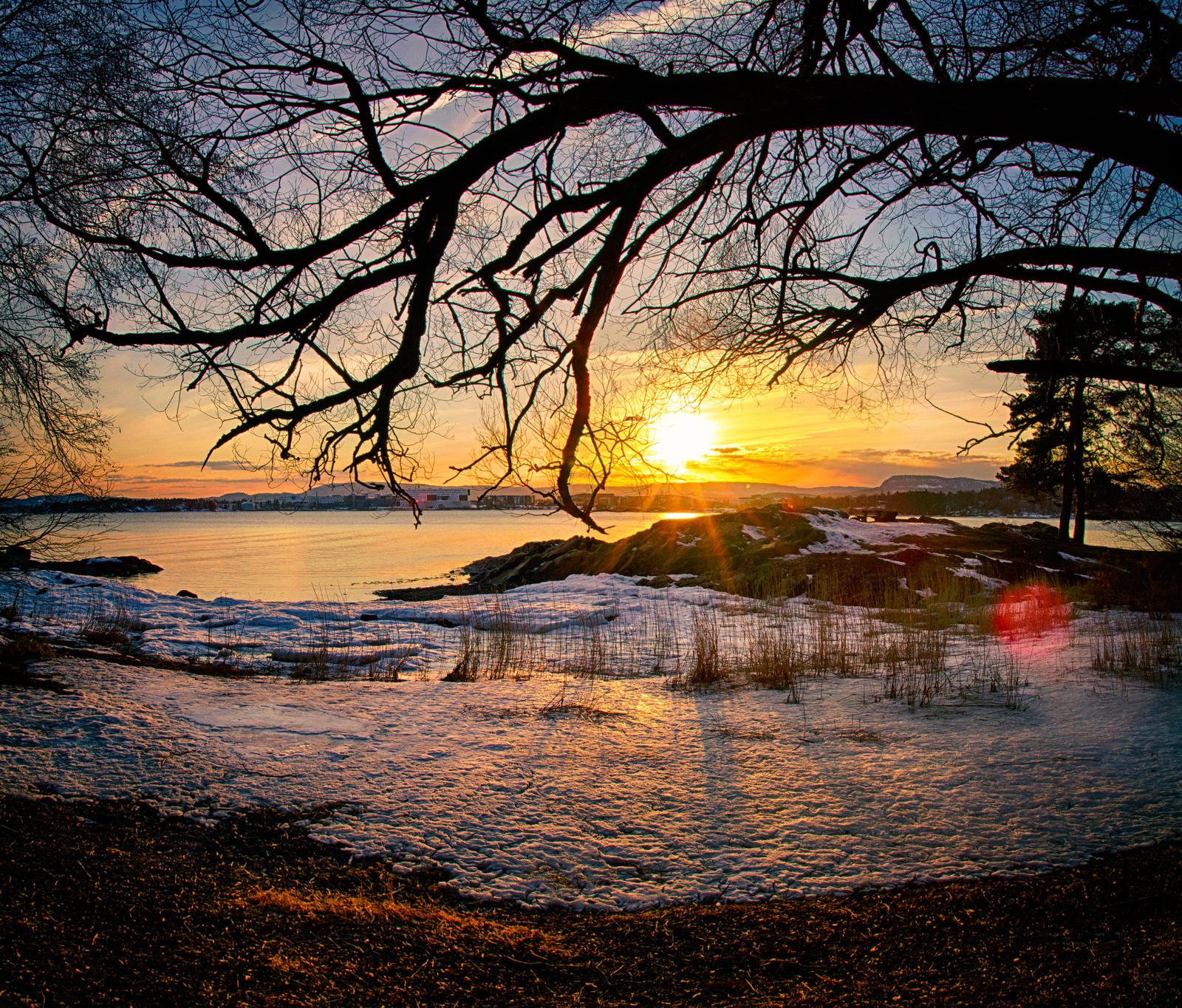 Easter Sunset by scwl