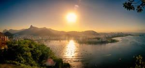 Rio de Janeiro Sunset II