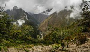 Inca Trail by scwl