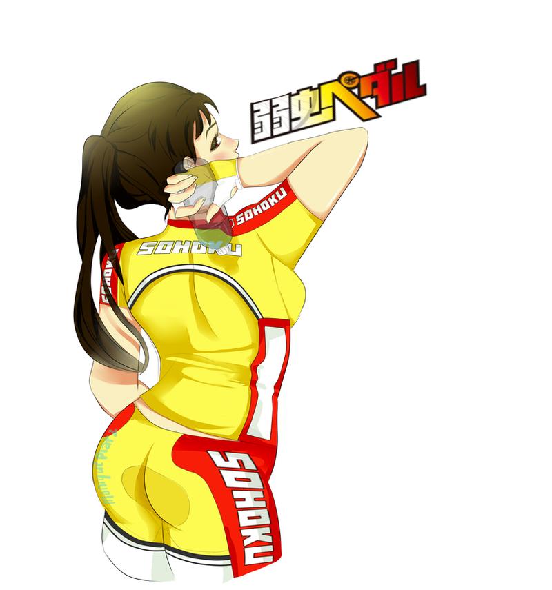 Kanzaki Miki by MomoChocolate