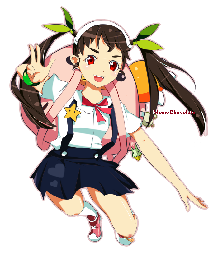 I made a Hachikuji! by MomoChocolate