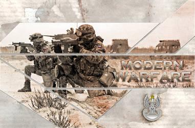 Modern Warfare by VR85