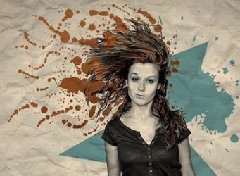 HAIR splash by VR85