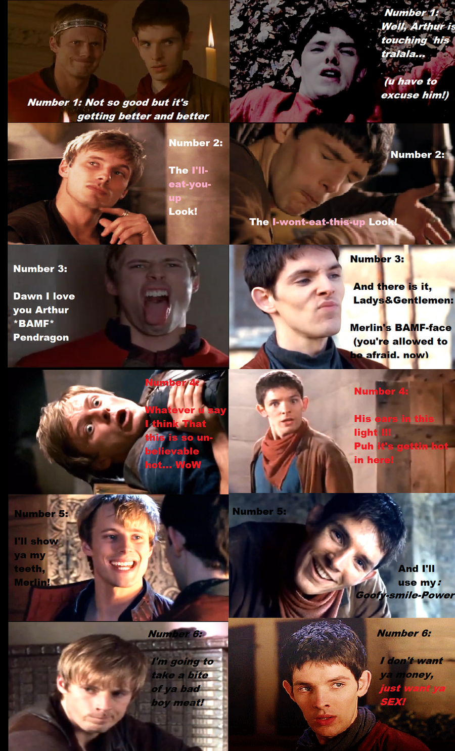Funny Merlin Quotes Quotesgram