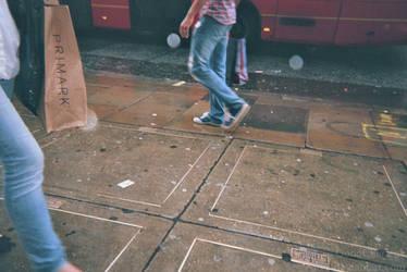 london rain by goodcharlene