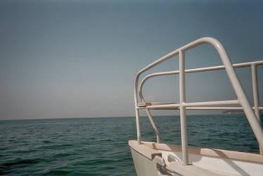sailing home by goodcharlene