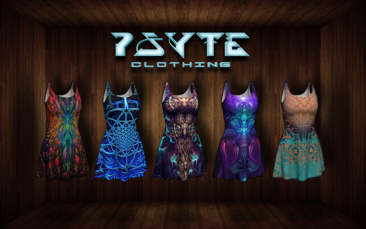 ** Psyte Clothing Store NOW OPEN **