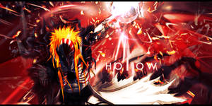 Hollow Ichigo by Memphis667