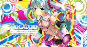 Vocaloid by Memphis667