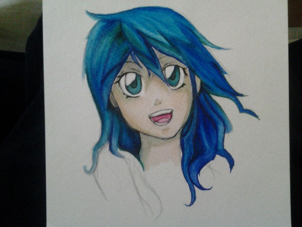 Tombow Girl by Fireworks-Explode