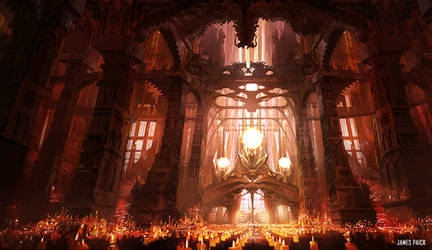 Dragon Light Cathedral