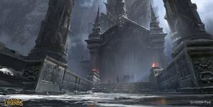 League of Legends - Freljord Tower
