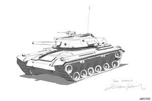 Mischief - Tank Demo by JamesPaick
