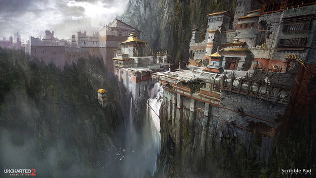 Uncharted 2 - Concept Design