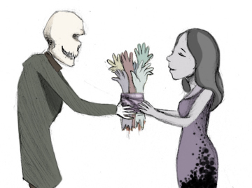 Concept: Death's Date by Toy-Bat