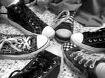 WhiteShoes n TheCoupleCompany