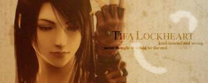 Resubmit: Tifa signature