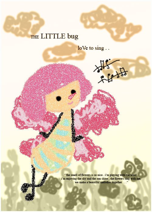 lil' bug by OsakiSasha