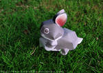 Papercraft: Rabbit