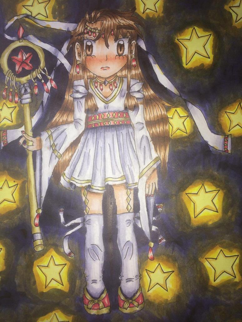 Stars by MagicalMicchi