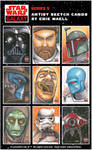 Star Wars Galaxy V SketchCards