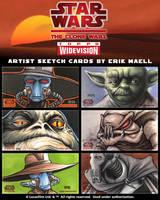 Clone Wars WideVision 1 by Erik-Maell