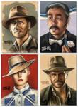 Indiana Jones - Sketch Cards