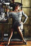 Rachael from Blade Runner