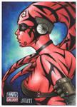 Darth Talon Galaxy 7 Artist Proof
