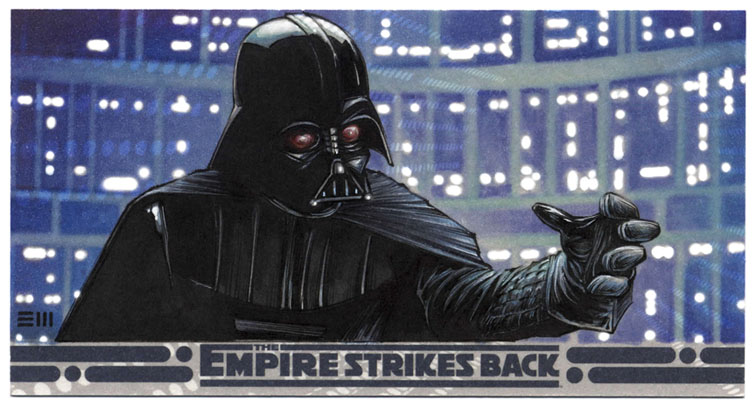 Darth Vader - Empire Strikes Back Widevision AP by Erik-Maell