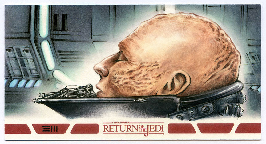 The Death of Darth Vader by Erik-Maell