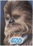 Chewbacca FORCE AWAKENS AP