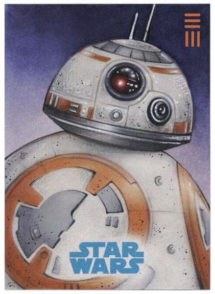 BB-8 FORCE AWAKENS AP by Erik-Maell