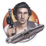 Ben Solo by Erik-Maell