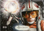 Luke Skywalker - A NEW HOPE Artist Proof