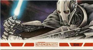 General Grievous RotSITH Artist Proof