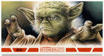 Yoda - Revenge of the Sith Artist Proof