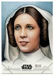 Princess Leia (CGI Version) Artist Proof