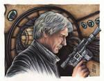 Han Solo Portrait Study