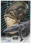 Admiral Raddus Artist Proof