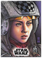 Paige Tico Artist Proof by Erik-Maell