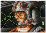 X-Wing Luke Panoramic Artist Proof