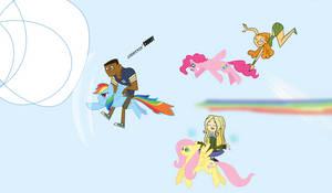 Total Drama Ponies