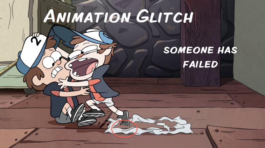 Animation Glitch by MF99K
