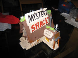 The Mystery Shack by MF99K