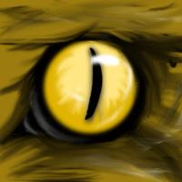 Cat eye by MF99K